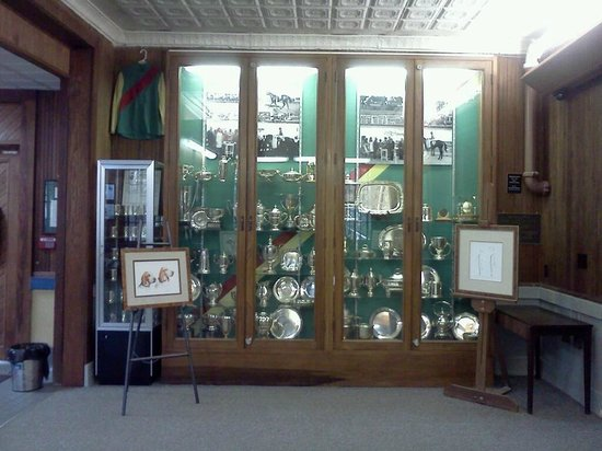 Aiken Thoroughbred Racing Hall of Fame and Museum: Racing Hall of Fame and Museum