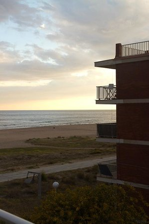 Apartamentos Marfina: вид из окна