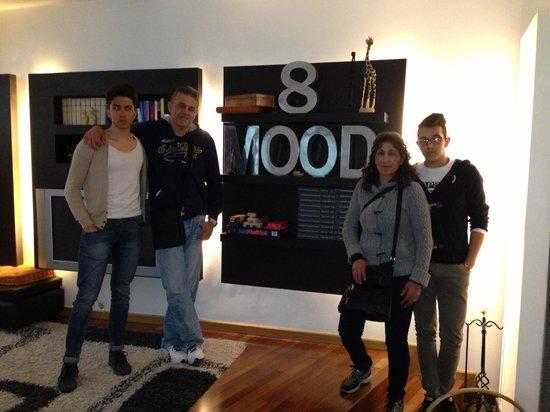 OttoMood B&B: Da uno a dieci io darei undici!! :) posto davvero favoloso , molto accogliente! Eravamo a casa n