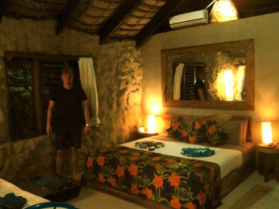 Paradise Taveuni: room - vale