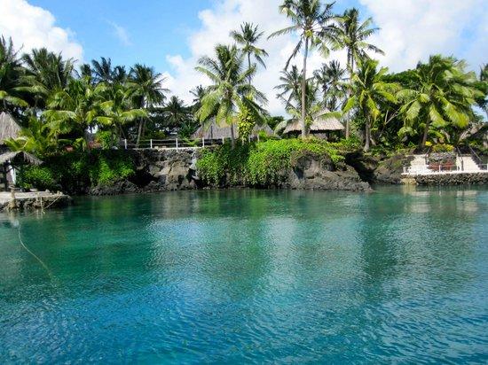 Paradise Taveuni: resort