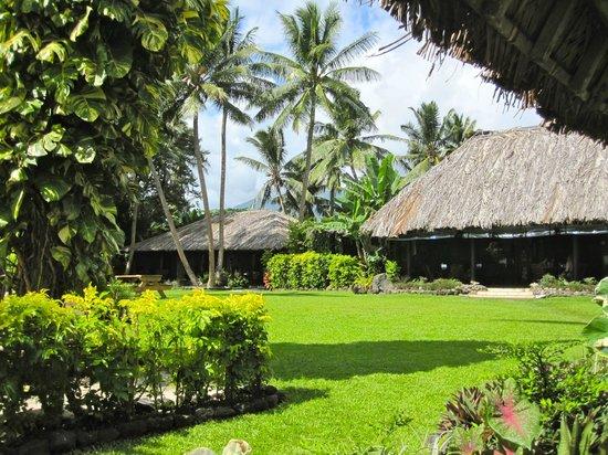 Paradise Taveuni: rooms