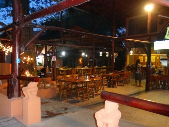 Rancho De La Playa: Restaurant and Bar