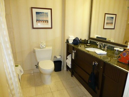 Embassy Suites by Hilton San Diego - La Jolla: bathroom