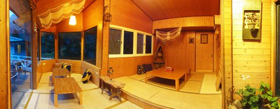 Fuyam Tourist Home: Chill out area