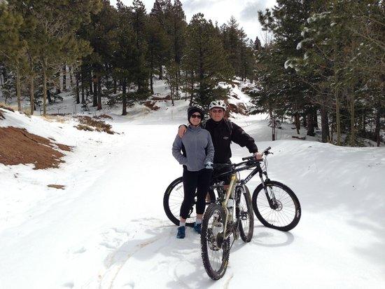 Self Guided Mountain Bike Tours Colorado