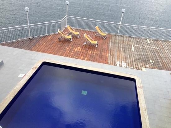 Piscina e terrazzo picture of hotel admiral sorrento sorrento tripadvisor - Piscina gonfiabile terrazzo ...