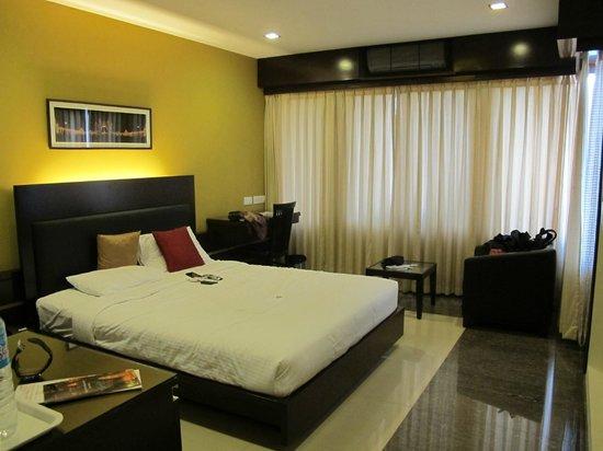 Hotel Jade Garden: Our room....