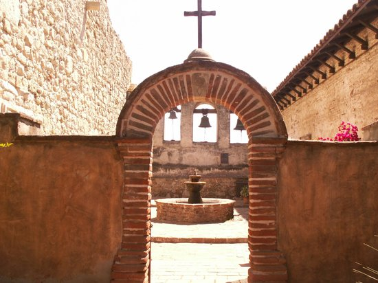 San Juan Capistrano, كاليفورنيا: The bells of San Juan Capistrano