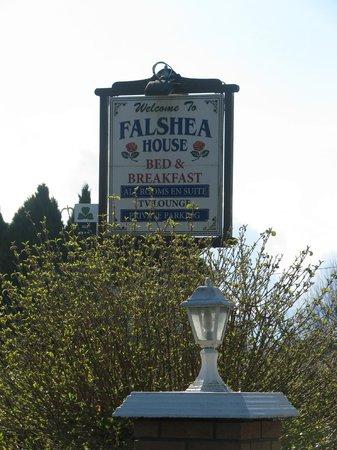 Falshea House B&B: Falshea