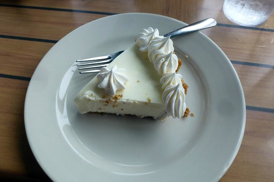 Key Lime Pie from a bottle