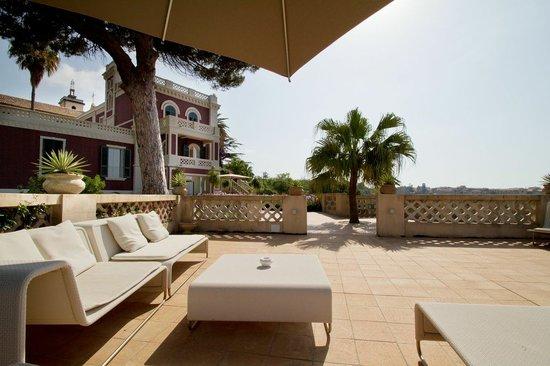 Villa Paola: Esterno relax