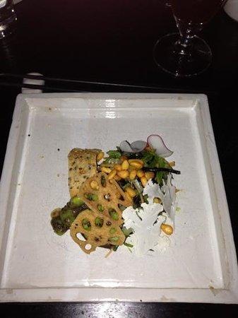 Damindra: crazy salad