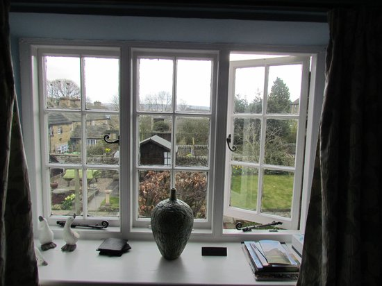 Holly Cottage B&B: View from the window