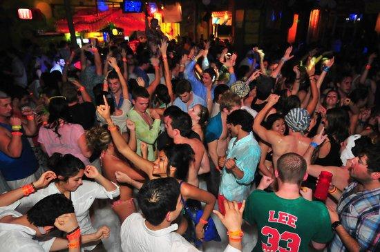Senor Frog's: Foam Party