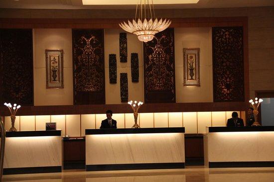 Royale Chulan Kuala Lumpur: Reception area