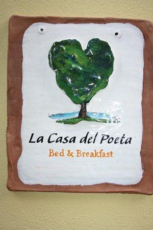La Casa del Poeta: Wohlfühlen in....:
