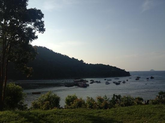Redang Island Resort: morning view
