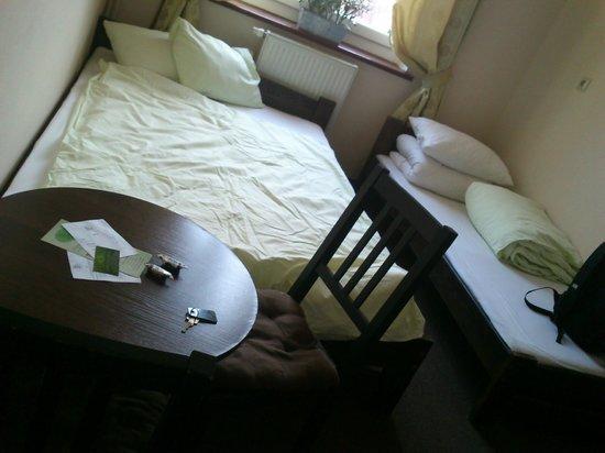 Green Hostel Wroclaw : Pokój nr 8