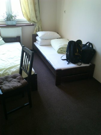 Green Hostel Wroclaw: Pokój nr 9
