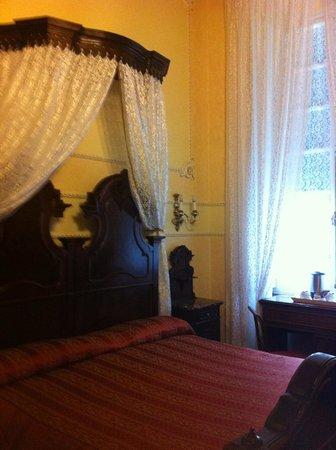 Hotel Stella Maris : L'arredamento in stile