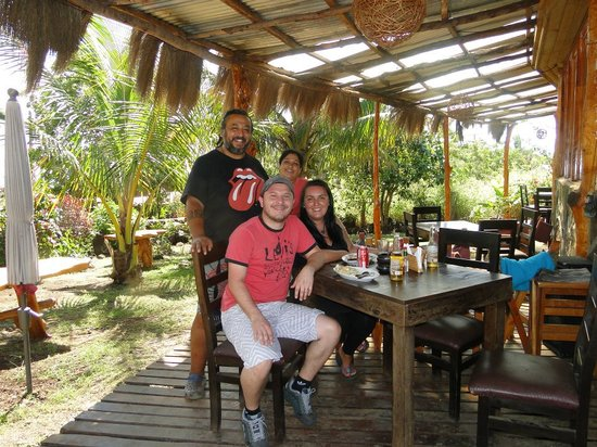 Mamma Nui: amigos turistas de la ciudad de san felipe