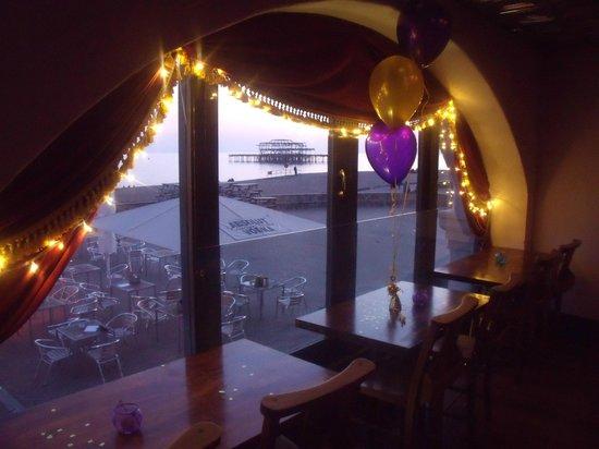 Photo of Bar Brighton Music Hall Restaurant at 126 Kings Road Arches, Brighton BN1 2FN, United Kingdom