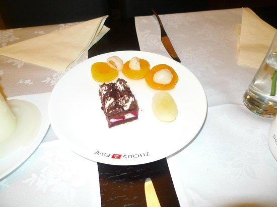 Zhou's Five: Dessert
