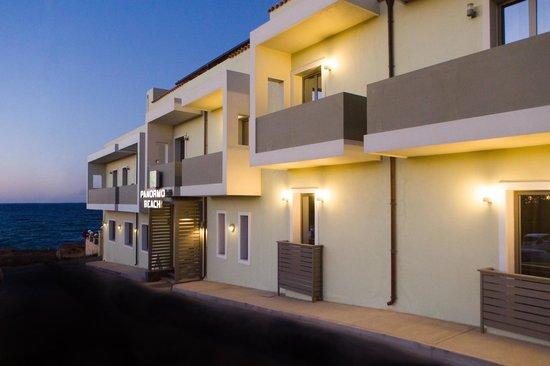 Hotel Panormo Beach : HOTEL