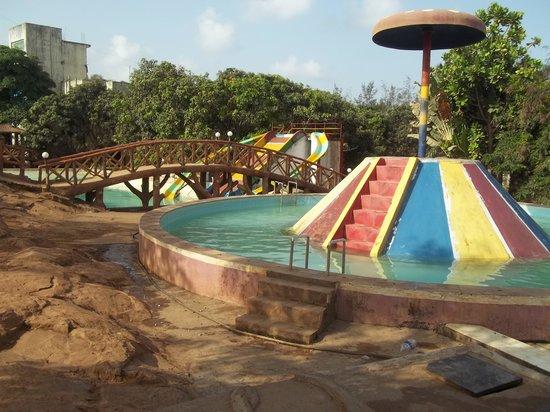 Pool At Night Picture Of Pali Beach Resort Mumbai Tripadvisor