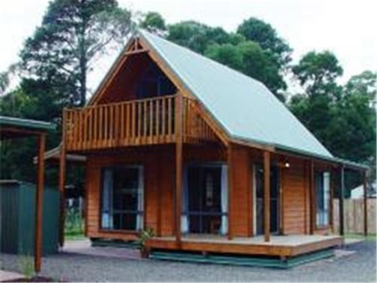 Kiramli villas halls gap grampians australie voir for Log cabins victoria
