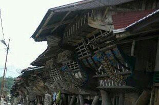 Nias Island, Indonesien: lokasi lompat batu, desa bawamataluo, teluk dalam nias