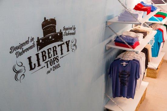 Liberty Tops