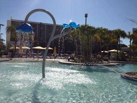 Sheraton Lake Buena Vista Resort: excellent pool facilities