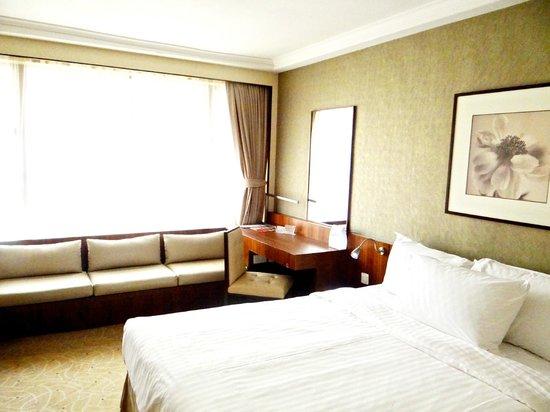 City Garden Hotel: Room No 1602