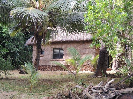 Kanua Tera Ecolodge: vue ext 2