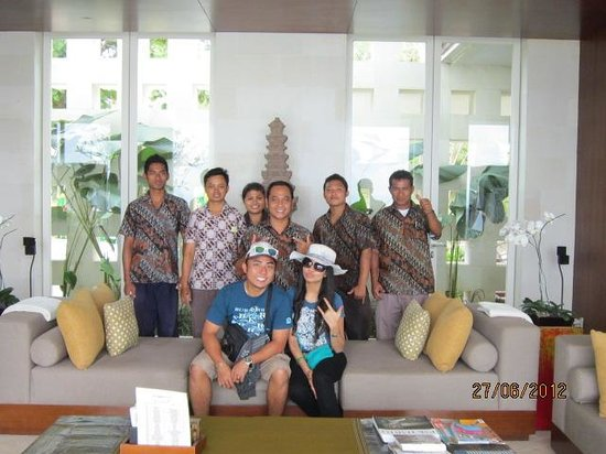 Tigadis Villa: Friendly staff