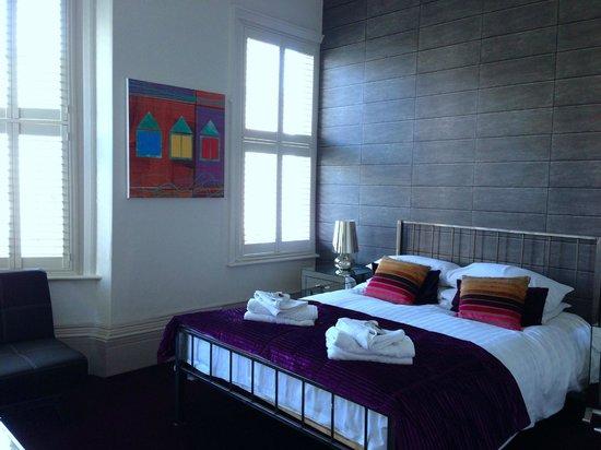 Five Hotel: seaview room