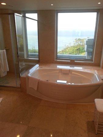 The Shilla Jeju: Spacious Bathroom