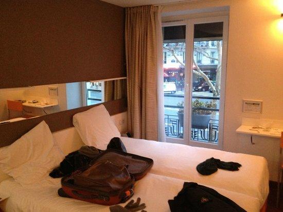 BEST WESTERN Le Montparnasse : camera