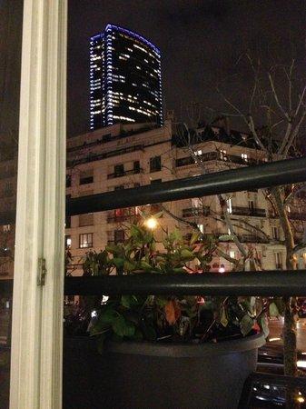 Best Western Hotel Le Montparnasse : hotel vista