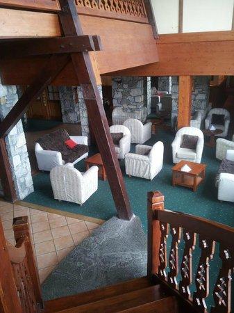 La Cachette Hotel: Coin cocoon