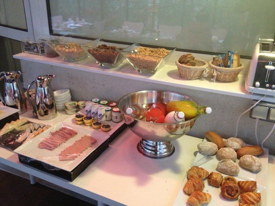 Best Western Hotel Le Montparnasse: colazione