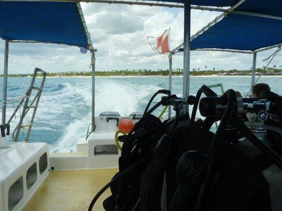 Dressel Divers: départ pour la plongée