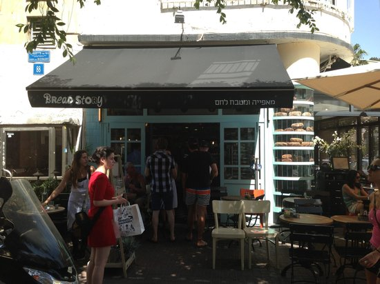Photo of Cafe Bread Story at Dizengoff 86, Tel Aviv, Israel