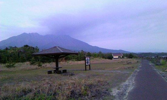 Sakurajima Lava Nagisa Promenade : トイレ