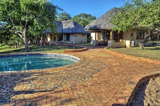 Bonamanzi Game Reserve: Dini Zulu - The exclusive Lodge in Bonamzni