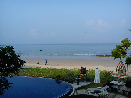 Maya Koh Lanta Resort: View from the room balcony