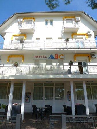 Hotel ABC: esterno