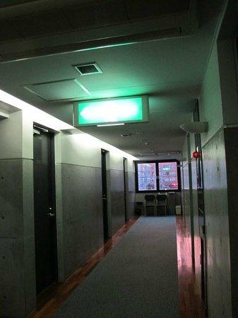 Annex Katsutaro: Austere corridor